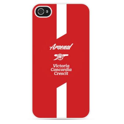 Чехол для iPhone FC Arsenal