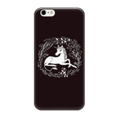 Чехол для iPhone 6/6s Единорог