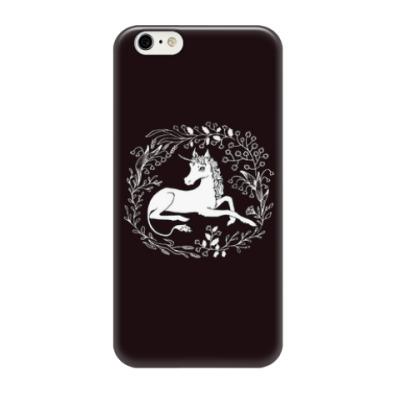 Чехол для iPhone 6 Единорог