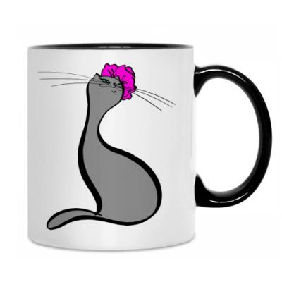 ГлаМУРная кошка