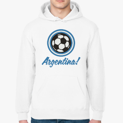 Толстовка худи Аргентина
