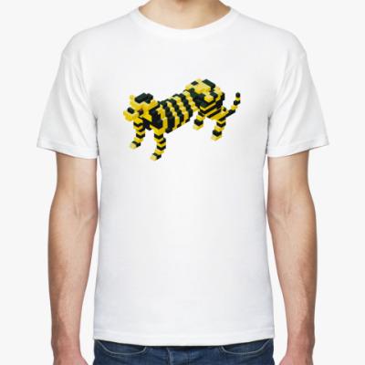 """Футболка  футболка """"Лего-Тигр"""""""