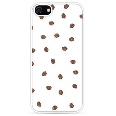Чехол для iPhone Кедровые шишки