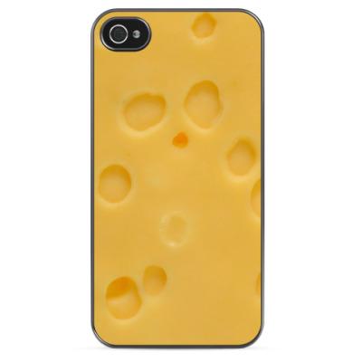 Чехол для iPhone Cheese