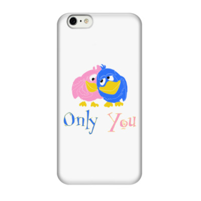 Чехол для iPhone 6/6s Only you