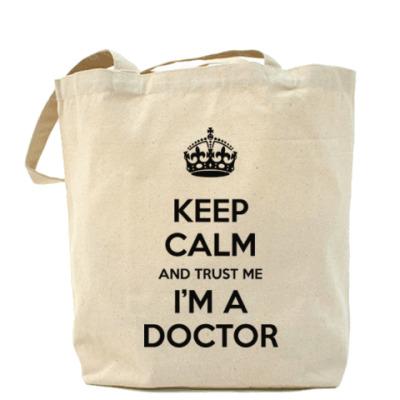 Сумка Я доктор!