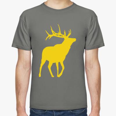 Футболка   Deer