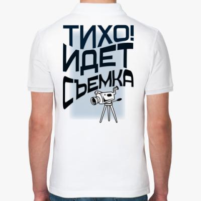 Рубашка поло Для увлекающихся видео