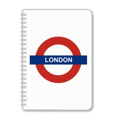 Тетрадь London