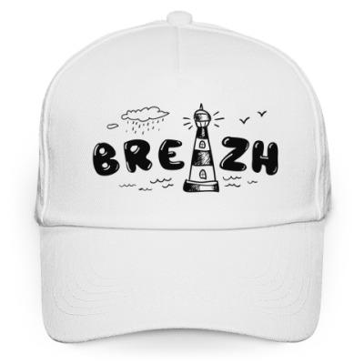 Кепка бейсболка Бретонский маяк