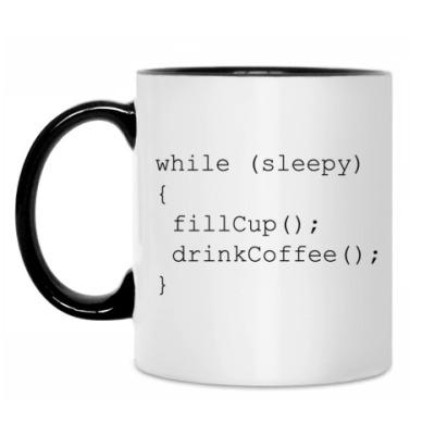 Кружка Для программиста