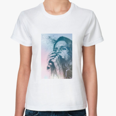 Классическая футболка Placebo Brian Molko