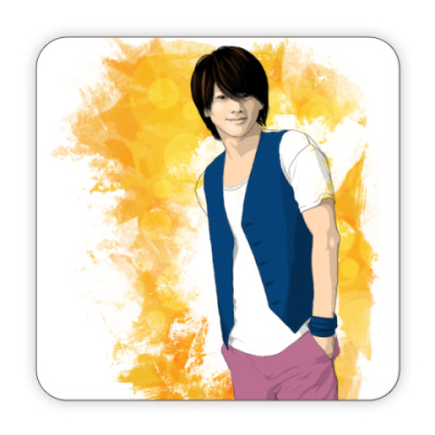 coaster Massu