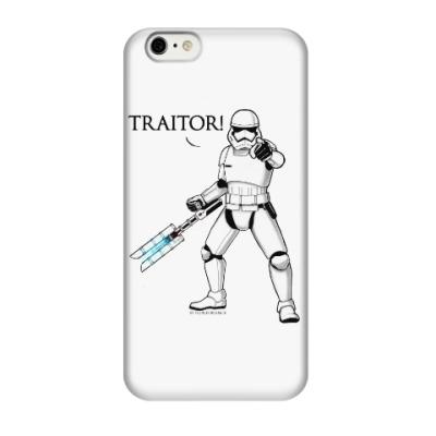 Чехол для iPhone 6/6s 'Traitor!'