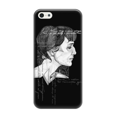 Чехол для iPhone 5/5s Анна Ахматова