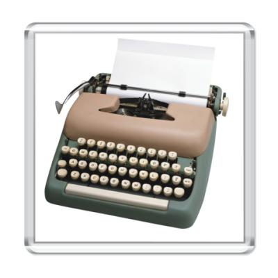 Магнит Печатная машинка