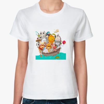 Классическая футболка  Kov4eg