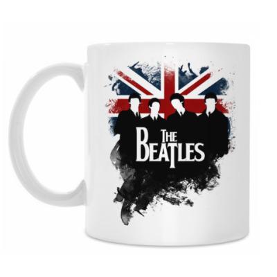 Кружка The Beatles Кружка белая