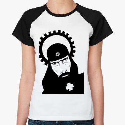 Женская футболка реглан  St. Fras