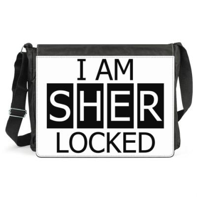 Сумка I am Sher Locked