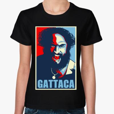 Женская футболка Гаттака