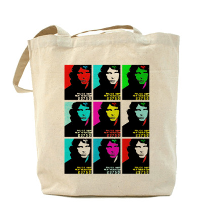 Сумка Morrisons Холщовая сумка