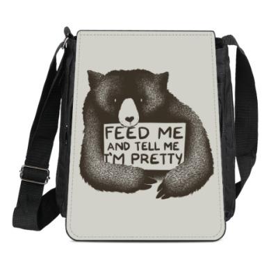 Сумка-планшет Покорми меня