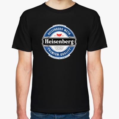 Футболка Heisenberg Meth (Breaking Bad)