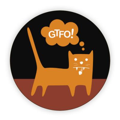 Костер (подставка под кружку) GTFO