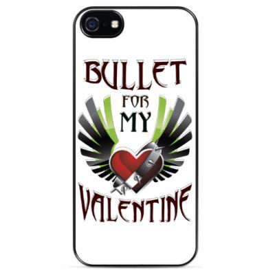 Чехол для iPhone Bullet for my Valentine