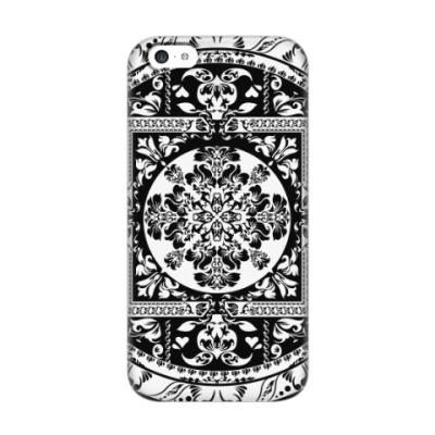 Чехол для iPhone 5c Красивый орнаментальный дизайн