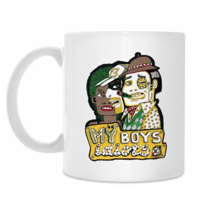 Кружка MyBoysIdiots