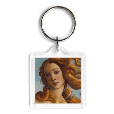 Брелок  Венера Боттичелли