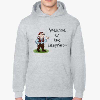 Толстовка худи Labyrinth