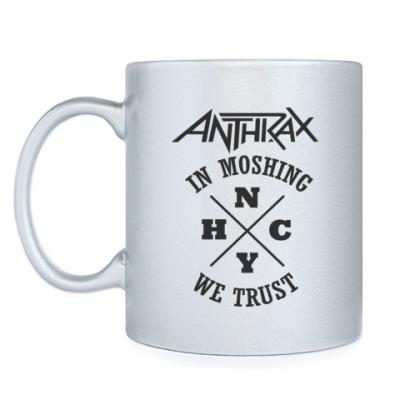 Кружка Anthrax
