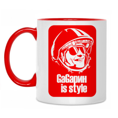 Кружка GaGarin 01