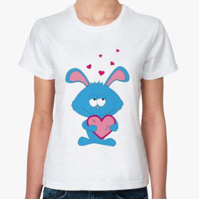 Классическая футболка   InLove