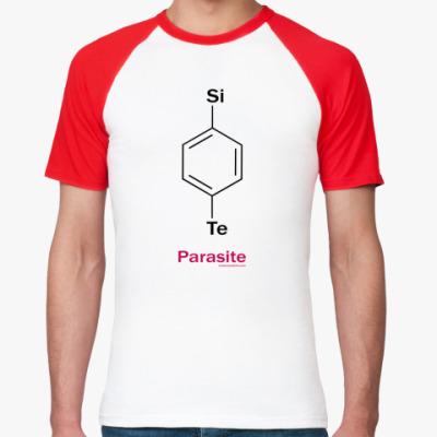 Футболка реглан Parasite