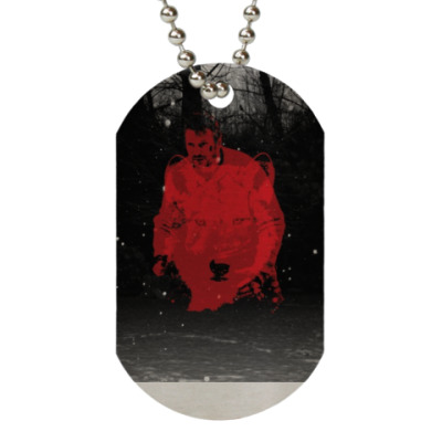 Жетон dog-tag The Grey