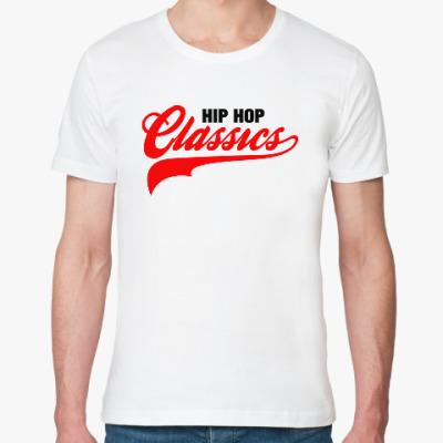 Футболка из органик-хлопка Hip Hop Classics