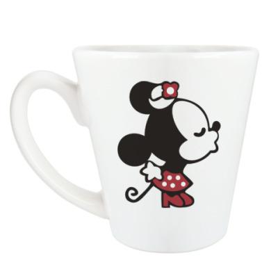 Чашка Латте Мышиная любовь