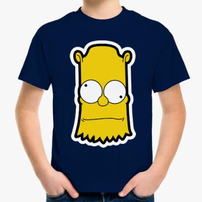 Детская футболка Crazy Bart
