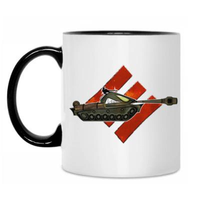 Кружка Танк ИС-3 СССР