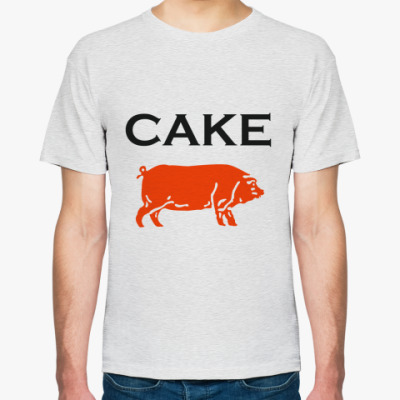 Футболка Cake
