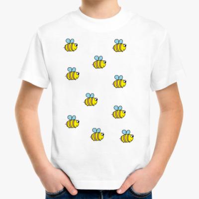 Детская футболка Пчелки