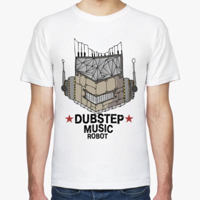 Футболка Dubstep