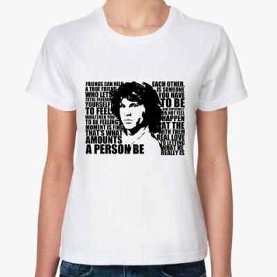 Классическая футболка Morrison  футболка