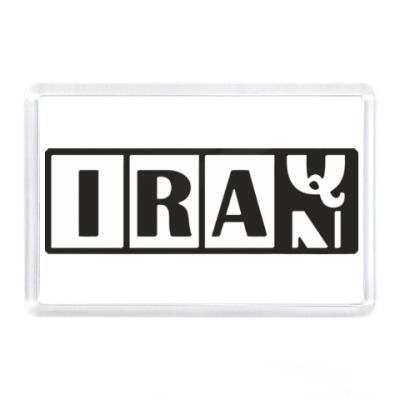 Магнит Иран-Ирак