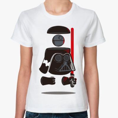 Классическая футболка Дарт Вейдер (Звездные Войны)