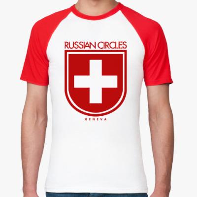 Футболка реглан Russian Circles
